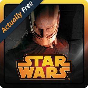 Knights of the Old Republic (fast) Gratis bei Amazon spielen