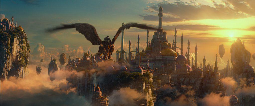 Die Welt von Warcraft ist detailverliebt wie atemberaubend.