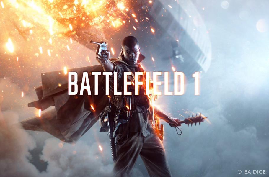 BF1 - Battlefield 1 - eyecatcher