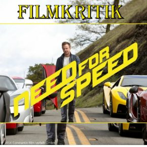 "Gaming als Film: ""Need for Speed"""