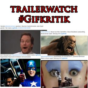 Die trailerwatch-#gifkritik