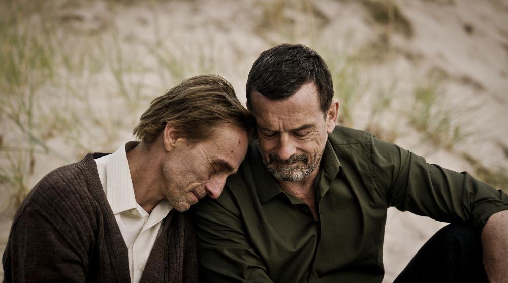 Burghardt und Ron verbindet mehr als nur eine Männerfreundschaft.