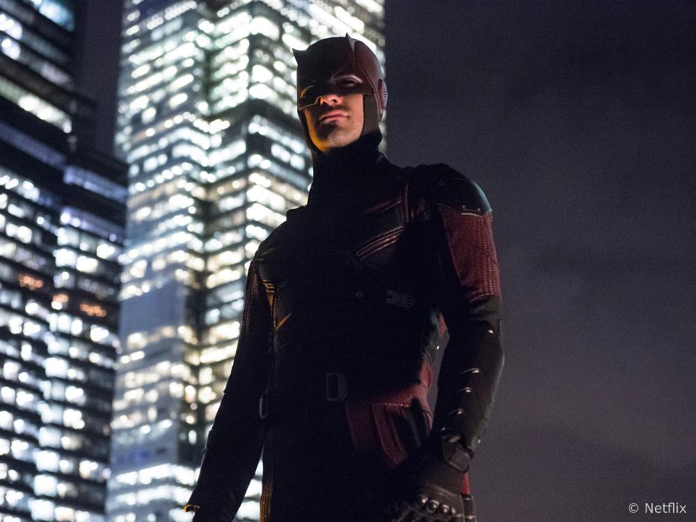 Charlie Cox als Matt Murdock in der Netflix Serie 'Marvel's Daredevil' Photo: Barry Wetcher ( © 2014 Netflix, Inc. All rights reserved. Photo: Barry Wetcher © 2014 Netflix, Inc. All rights reserved.