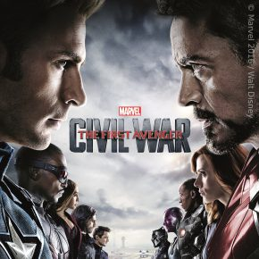 Captain America: Civil War: Duell der Superhelden