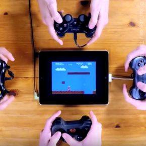 Fettes 8-Bit-Controller-Medley auf YouTube