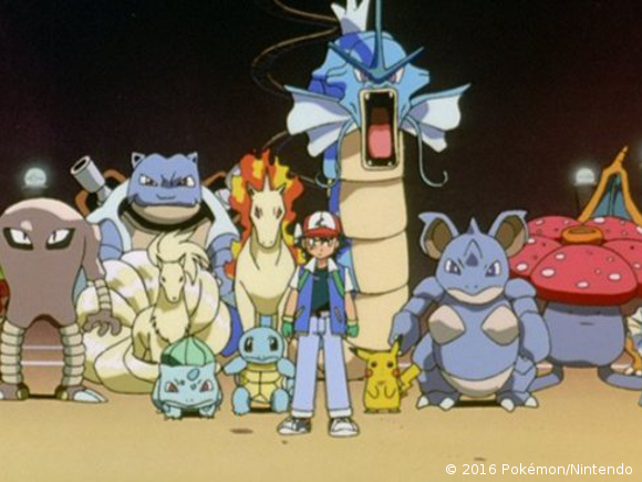Pokemon - Der Film kann man sich jetzt gratis im Stream angucken.