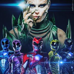 Erster Teaser Trailer zum neuen 'Power Rangers'-Film