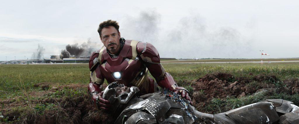 Weitere Bilder aus Captain America: Civil War.