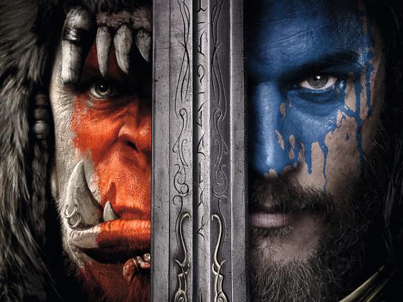 Orcs und Meschen stehen im Mittelpunkt des kommenden Warcraft-Films.