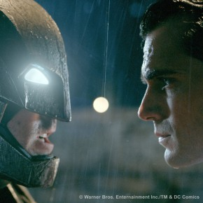 Batman v Superman: Dawn of Justice: Duell der Popikonen