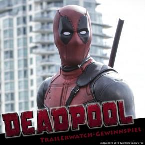 3 x 2 Tickets für Deadpool gewinnen
