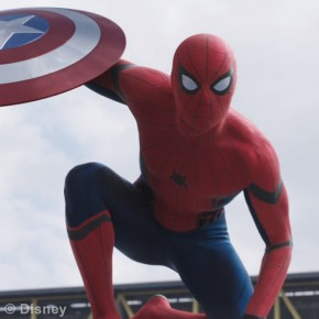 Finaler Trailer zu Captain America 3 – Civil War – mit Spider-Man!